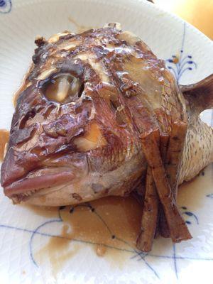 『和の基本クラス 煮魚Lesson』11月_e0326573_11184650.jpg