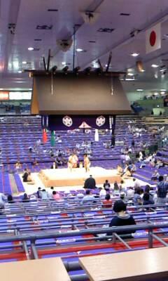 大相撲名古屋場所に行って来ました_c0181475_13265133.jpg