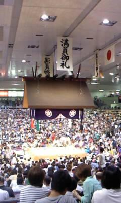 大相撲名古屋場所に行って来ました_c0181475_13265941.jpg