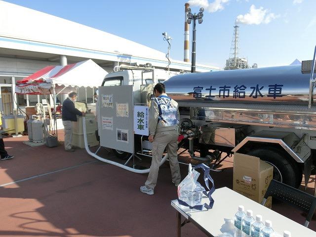 アイデアや商品が自主防災活動に大いに参考になる 「ふじBousai2014」_f0141310_7365215.jpg