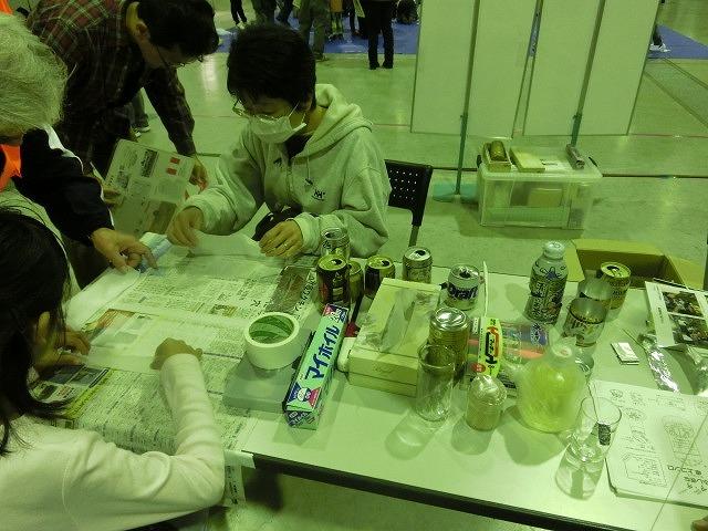 アイデアや商品が自主防災活動に大いに参考になる 「ふじBousai2014」_f0141310_7411817.jpg