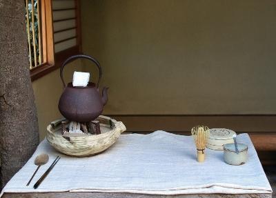 故全日根茶碗展 [今日のお菓子]_a0279848_16480860.jpg