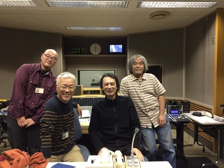 2014-11-19 NHK-FM『真冬の夜の偉人達たち』の収録_e0021965_10034165.jpg