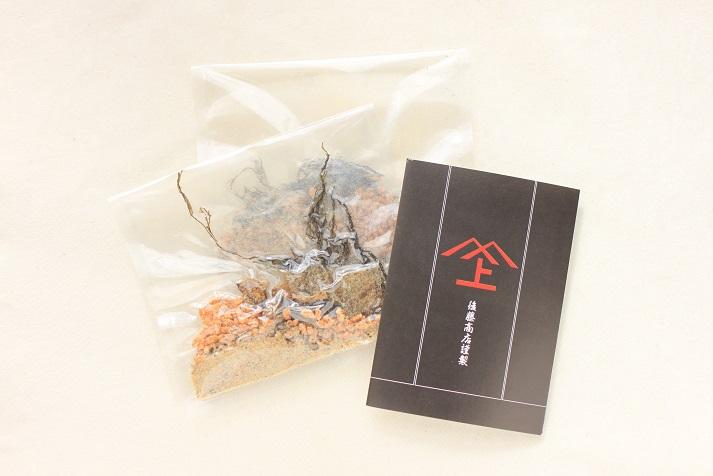 京都 天橋立 後藤商店さんの贅沢な手造り海のお茶漬け「海参」をいただきました♪_a0154192_1301930.jpg