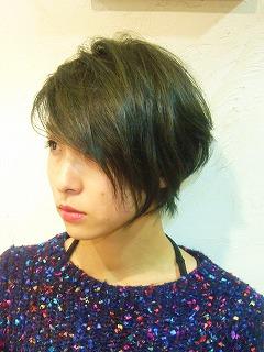 黒髪ショート_a0123703_10433224.jpg