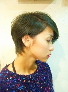 黒髪ショート_a0123703_10441567.jpg