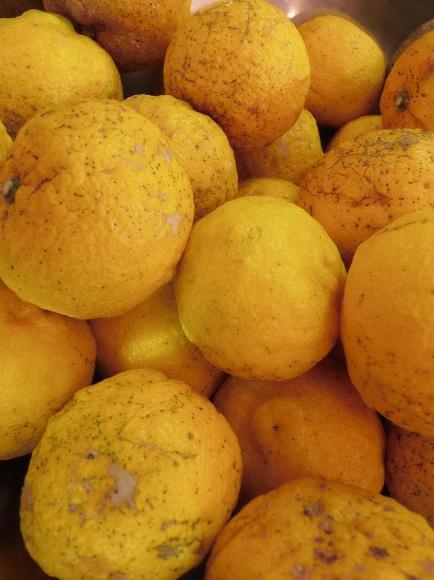 自然農「柚子ジャム」作り。_a0125419_19101463.jpg