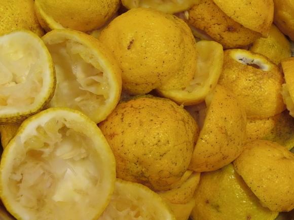 自然農「柚子ジャム」作り。_a0125419_19145166.jpg
