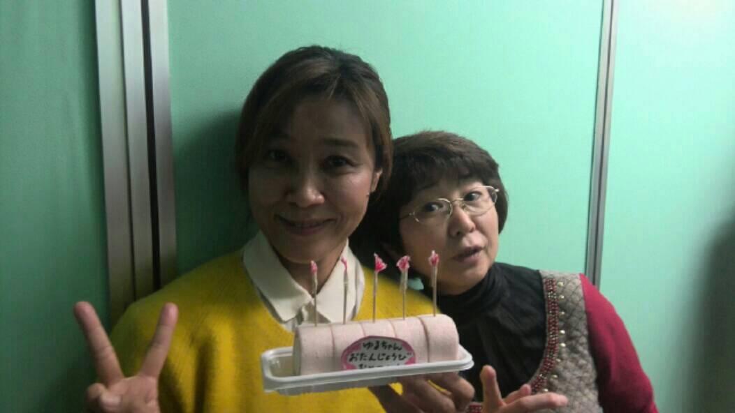 ゆるこちゃんの誕生日!!_a0163623_22174436.jpg
