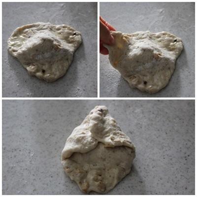 パン教室で「カシューナッツと3種のペッパー」と「フリカッセ」!_a0165538_09590949.jpg
