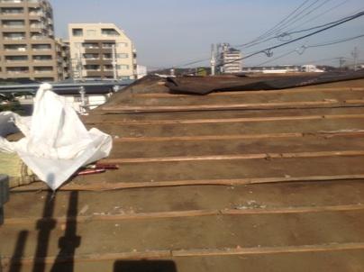 屋根工事_c0186441_20532162.jpg
