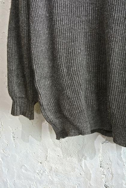 Swedish army 40\'s v-neck knit_f0226051_1395994.jpg