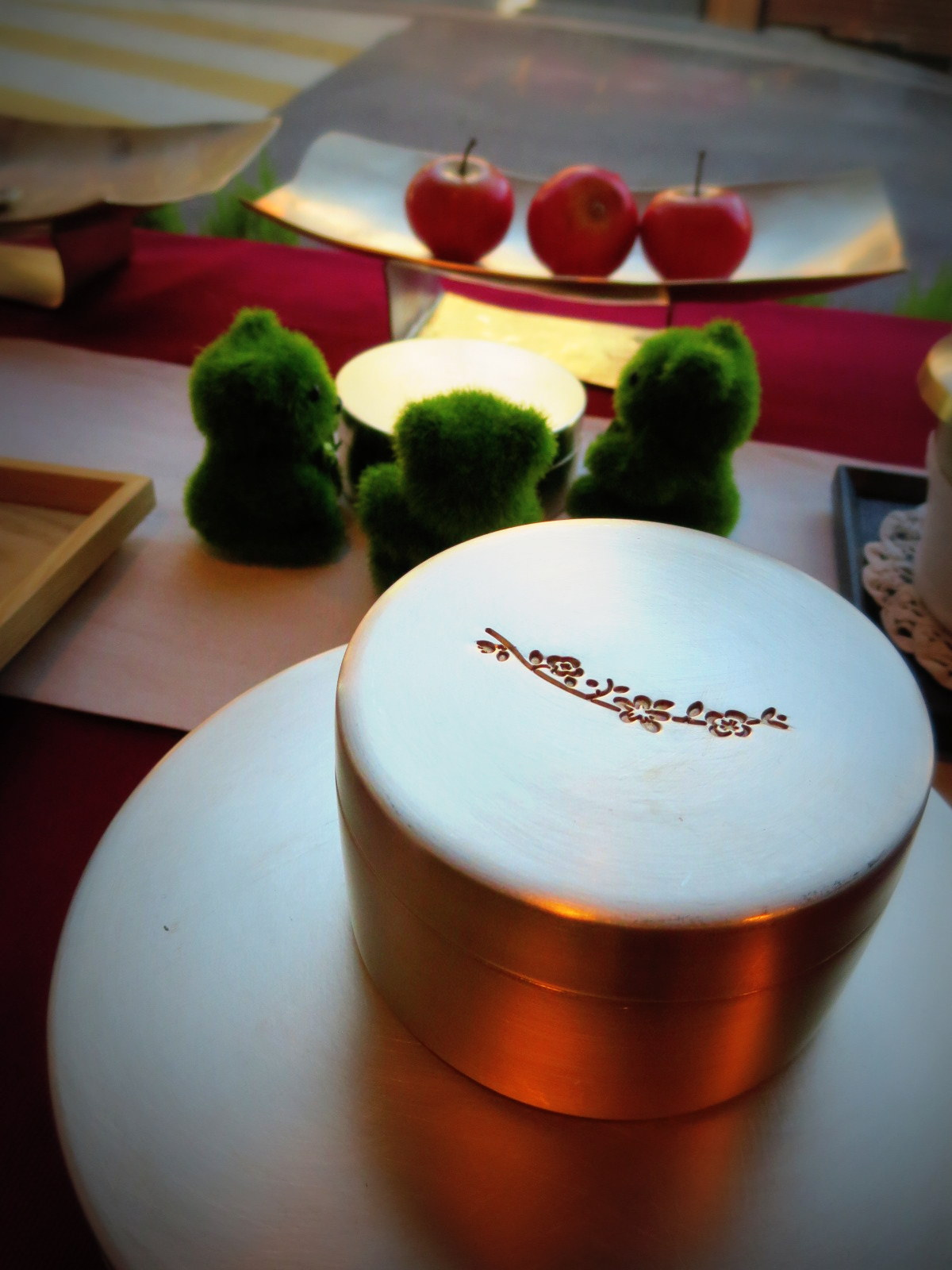 2014秋・ソウル旅 ⑧真鍮の器が素敵なノックルッカジロ二❤_f0236260_14503592.jpg