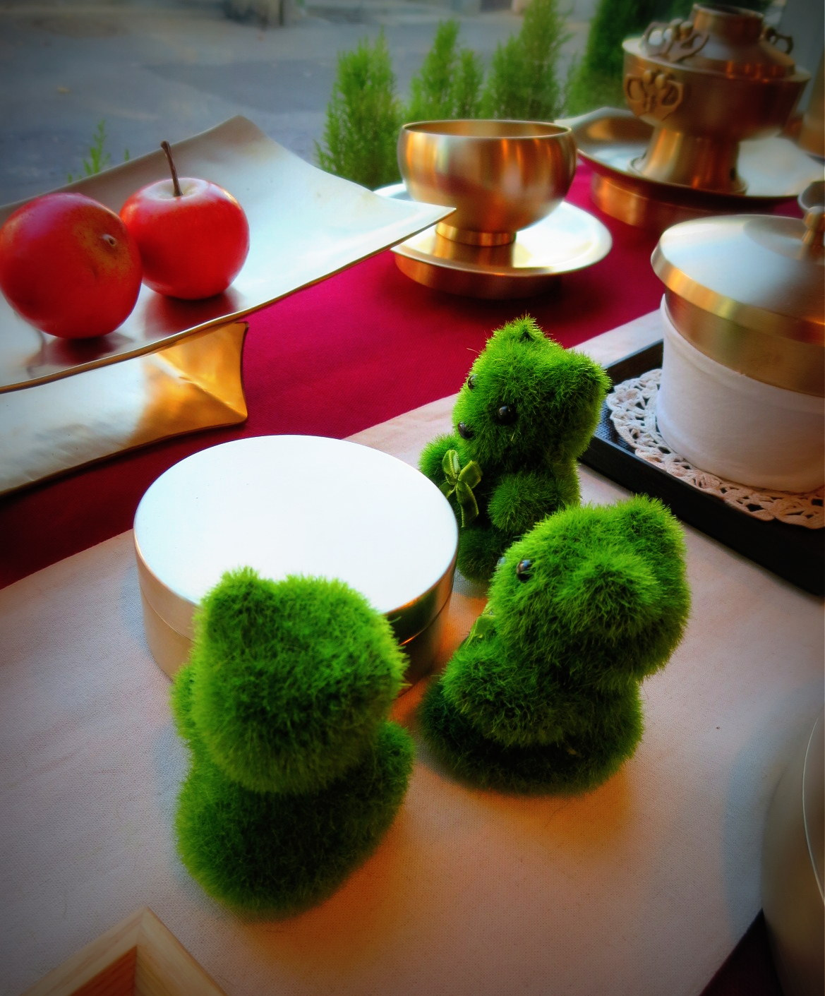 2014秋・ソウル旅 ⑧真鍮の器が素敵なノックルッカジロ二❤_f0236260_15125939.jpg