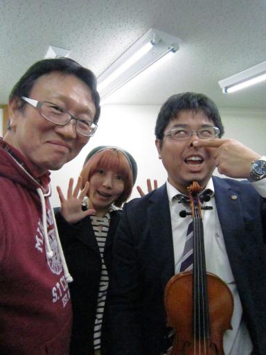 リハーサル三昧・・accordion Loco/ 河本洋平_f0051464_08190873.jpg