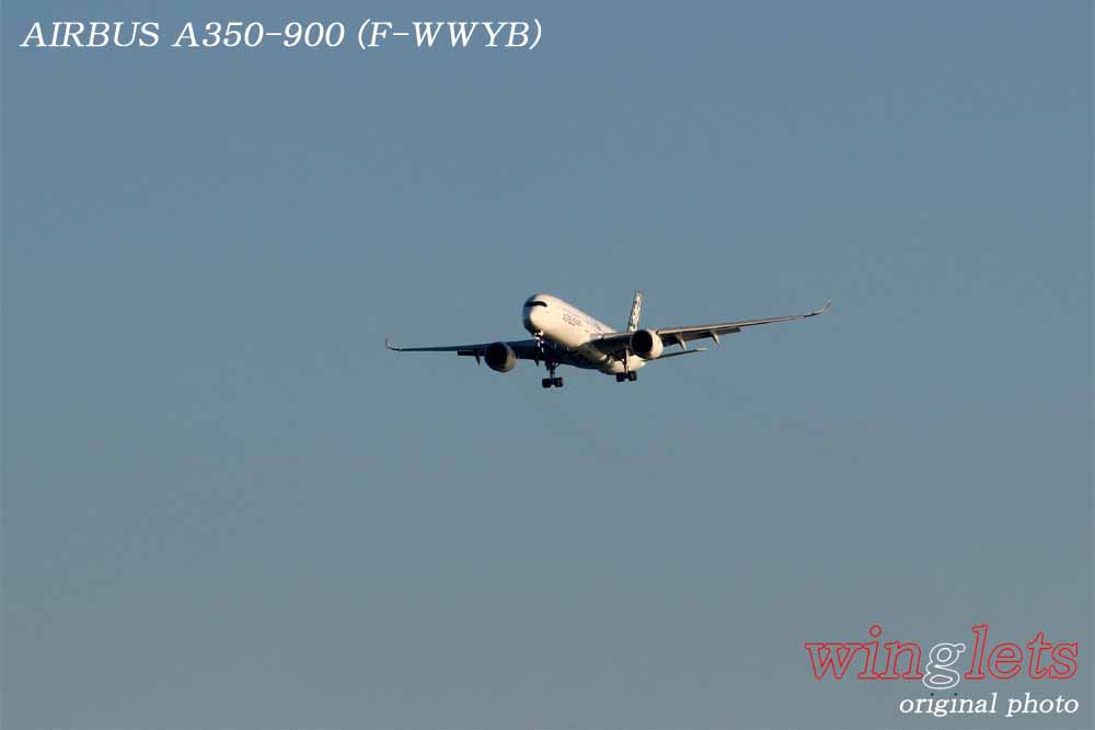 エアバス社 A350-900型機 アジア・デモ・フライト・ツアー・・・その2_f0352866_23382149.jpg