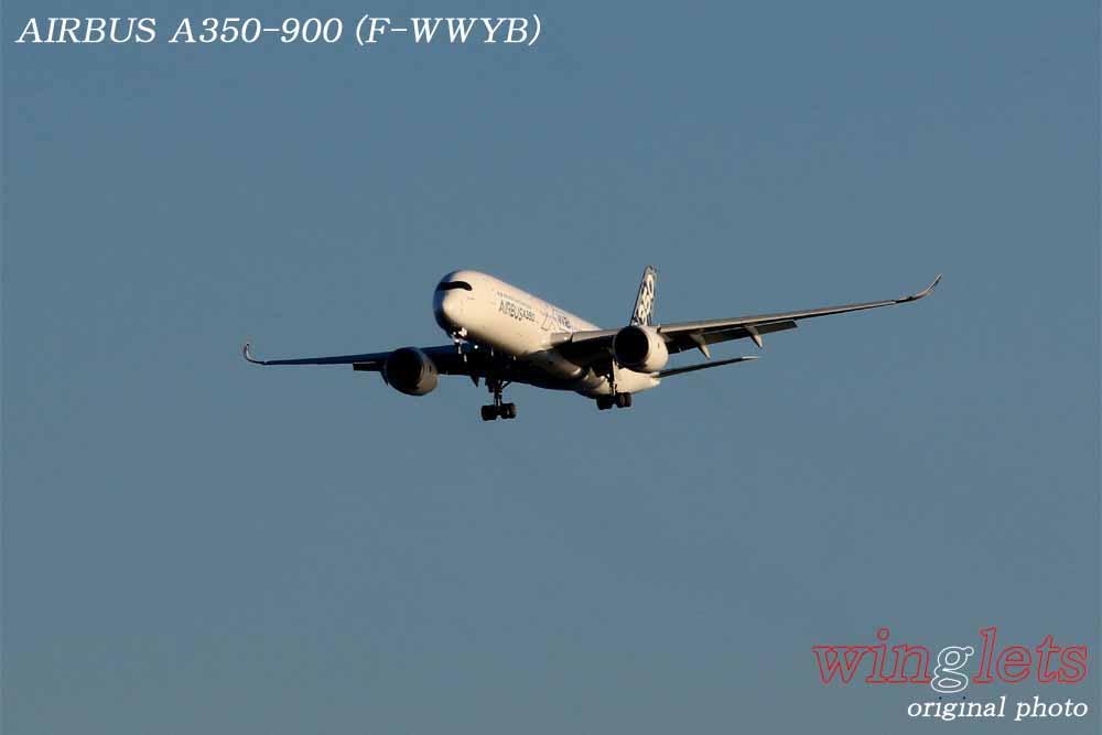 エアバス社 A350-900型機 アジア・デモ・フライト・ツアー・・・その2_f0352866_23385170.jpg