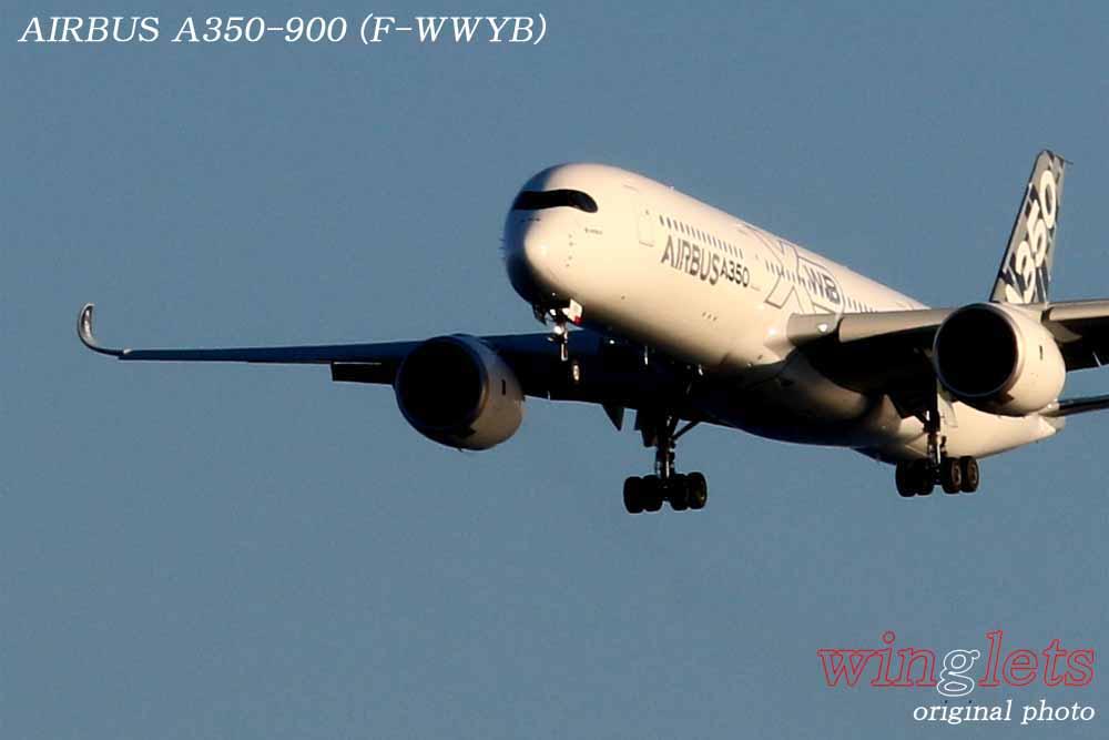 エアバス社 A350-900型機 アジア・デモ・フライト・ツアー・・・その2_f0352866_23391753.jpg