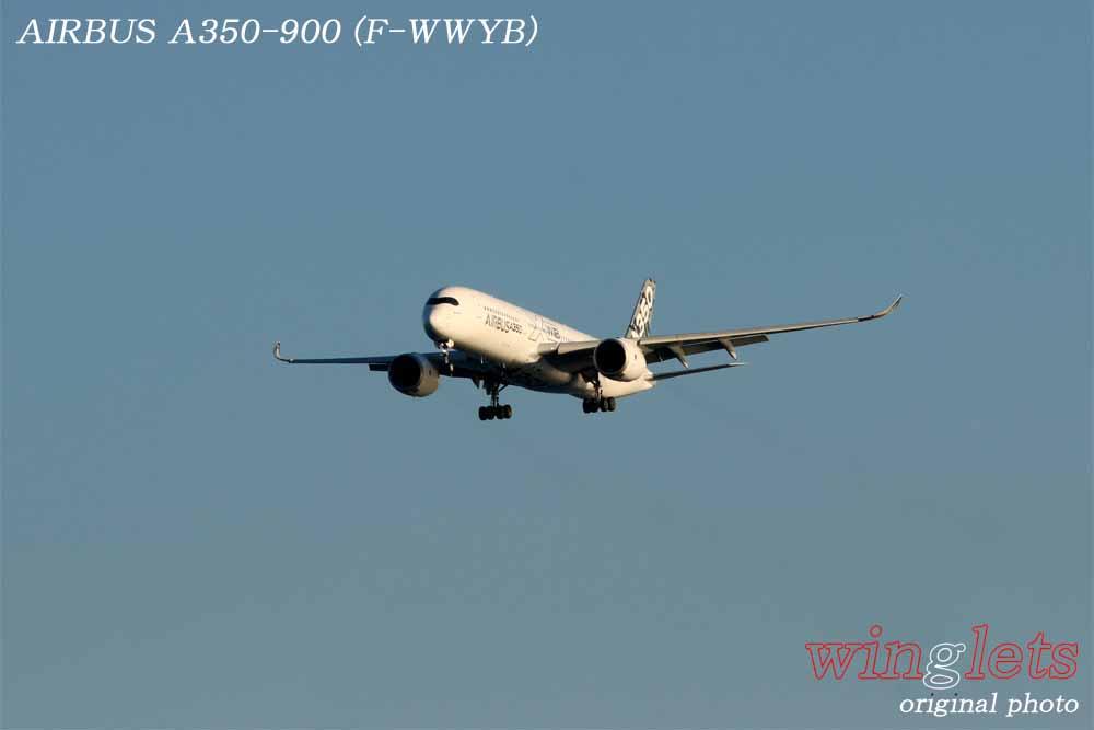 エアバス社 A350-900型機 アジア・デモ・フライト・ツアー・・・その2_f0352866_23393673.jpg