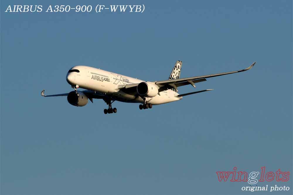エアバス社 A350-900型機 アジア・デモ・フライト・ツアー・・・その2_f0352866_2340470.jpg