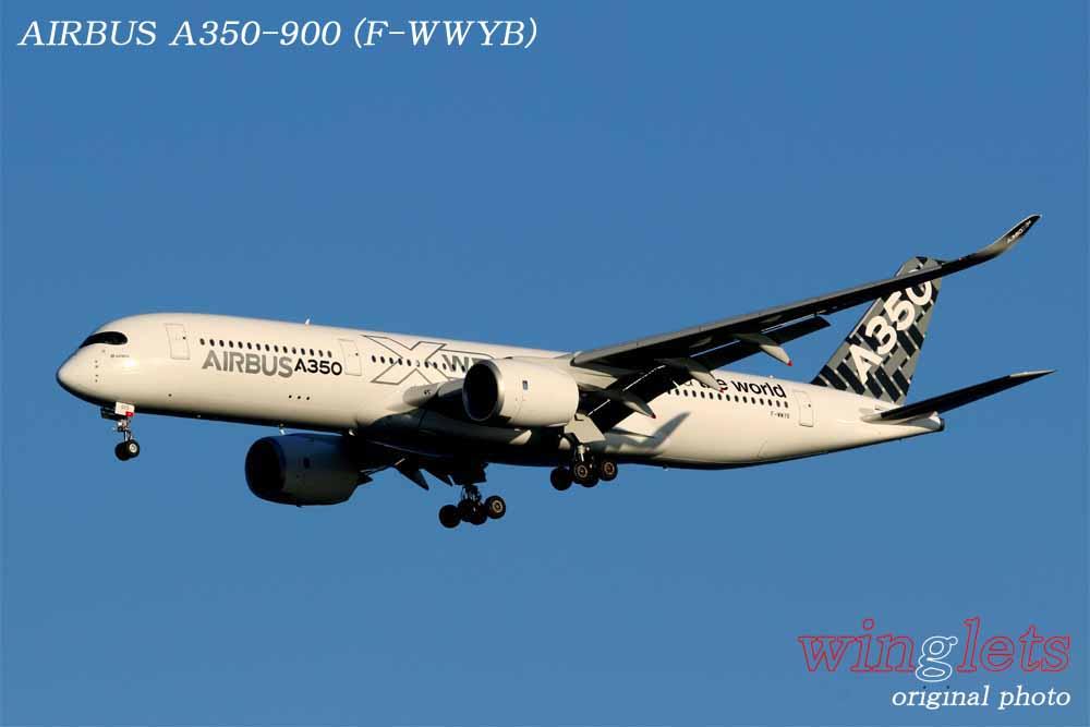 エアバス社 A350-900型機 アジア・デモ・フライト・ツアー・・・その2_f0352866_2341305.jpg