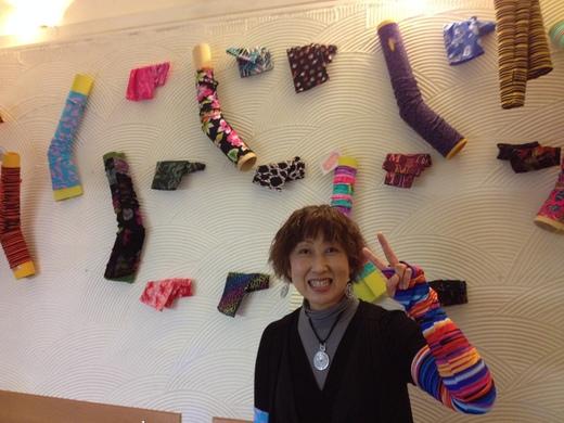 19/11/2014 チーム庄五郎:サナエさんの展示会_a0136671_2205543.jpg