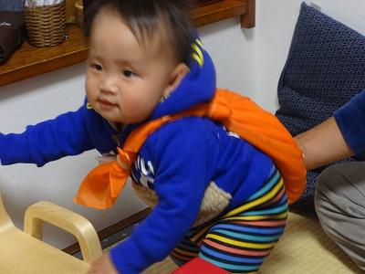 蓮太郎1歳誕生日    劇団ゆきぐに公演_f0019487_7515522.jpg