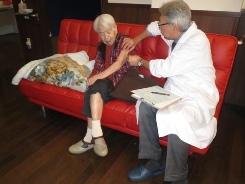 インフルエンザ予防接種_a0158095_16491888.jpg
