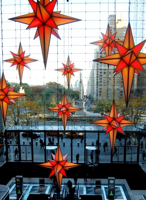 タイムワーナーセンターのHoliday Under the Stars 2014_b0007805_4415892.jpg