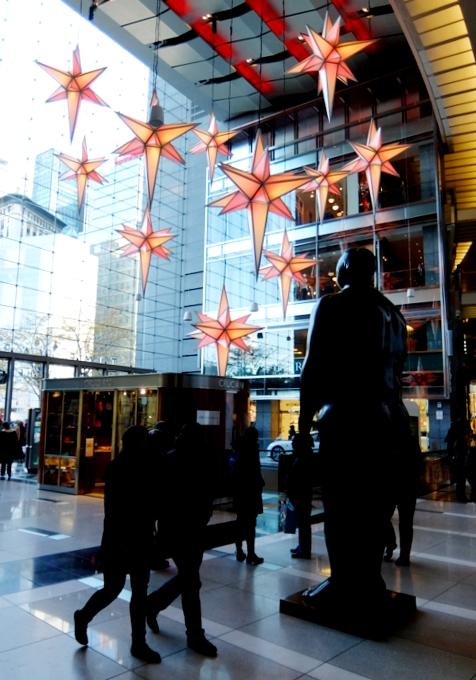 タイムワーナーセンターのHoliday Under the Stars 2014_b0007805_44211100.jpg