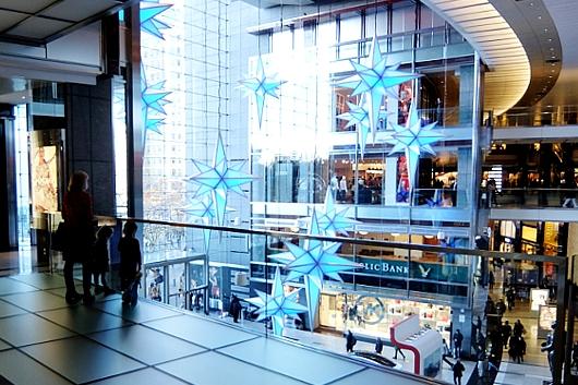 タイムワーナーセンターのHoliday Under the Stars 2014_b0007805_4423040.jpg