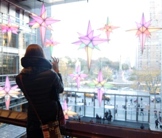 タイムワーナーセンターのHoliday Under the Stars 2014_b0007805_4425787.jpg