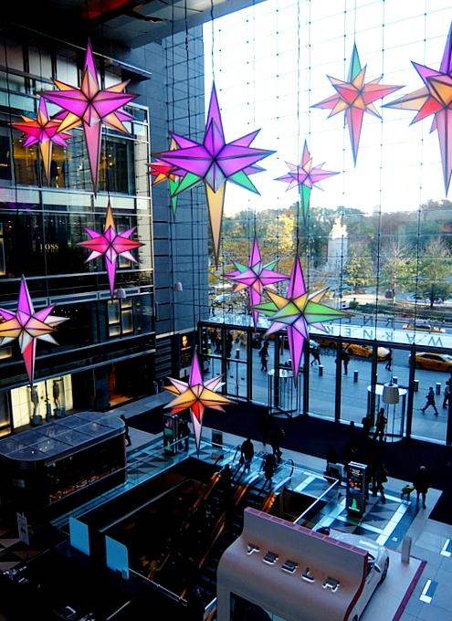 タイムワーナーセンターのHoliday Under the Stars 2014_b0007805_4434326.jpg