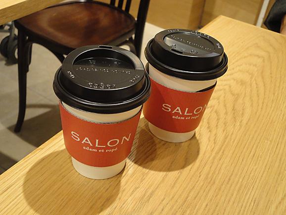 SALON adam et ropéでお茶_e0230011_17382541.jpg
