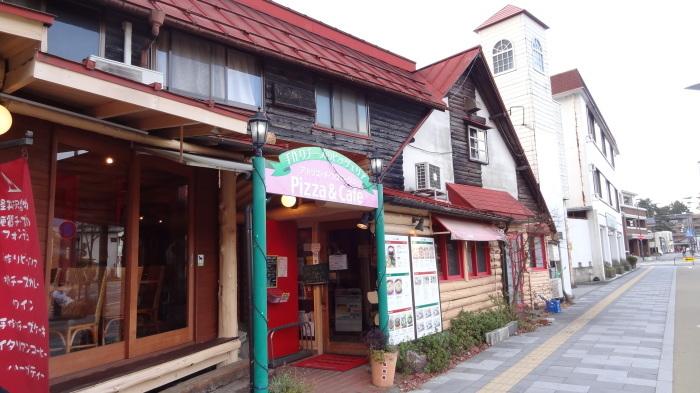 軽井沢三日目(ボーリング&ランチ)_b0290816_13185867.jpg