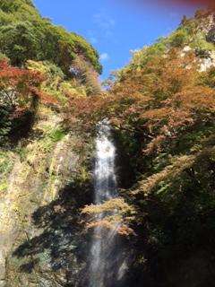 箕面の滝_a0112220_11322713.jpg