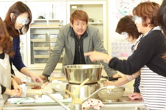 Big WooD大木代表の「ワンちゃんのための手作り食講座」_b0174042_2134303.jpg