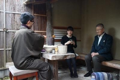 故全日根茶碗展 開催中です_a0279848_16532227.jpg