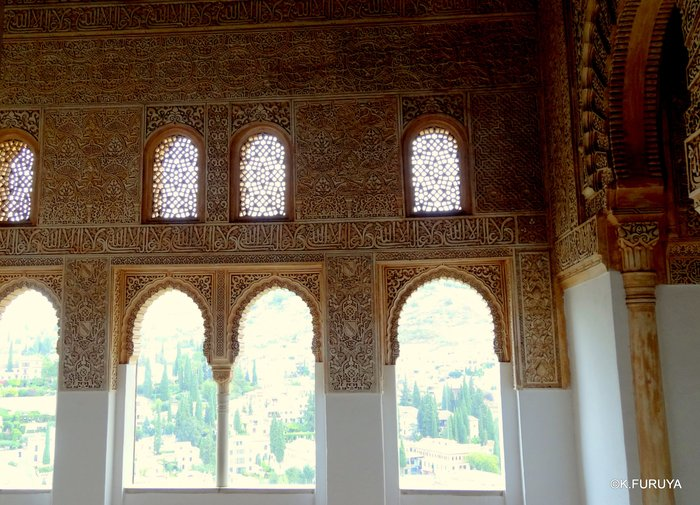 スペイン旅行記 16  アルハンブラ宮殿_a0092659_1910304.jpg