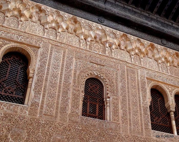 スペイン旅行記 16  アルハンブラ宮殿_a0092659_19123683.jpg