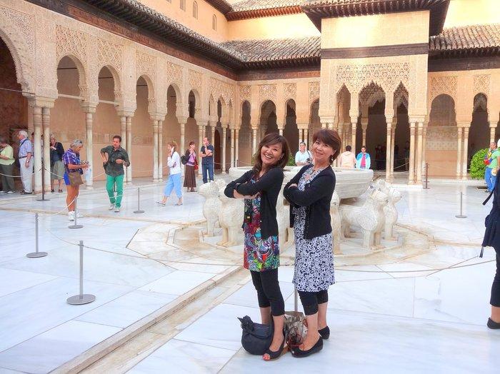 スペイン旅行記 16  アルハンブラ宮殿_a0092659_19165833.jpg