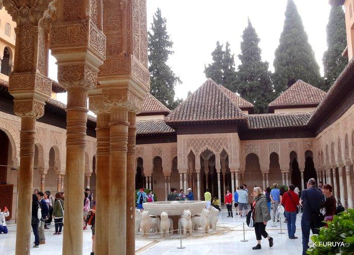 スペイン旅行記 16  アルハンブラ宮殿_a0092659_19173860.jpg