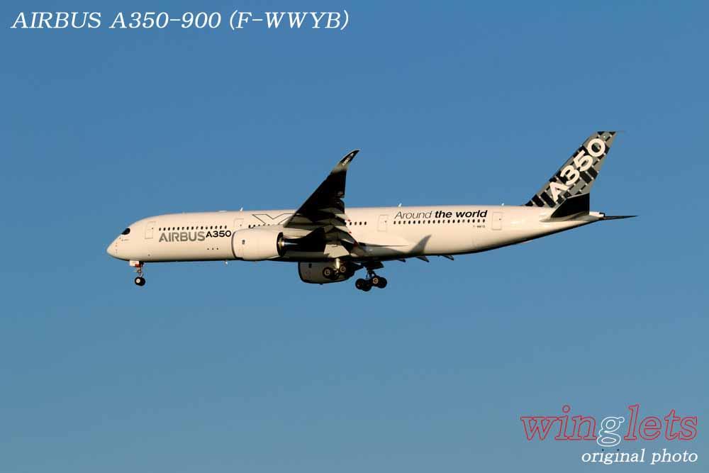 エアバス社 A350-900型機 アジア・デモ・フライト・ツアー・・・その3_f0352866_1622184.jpg