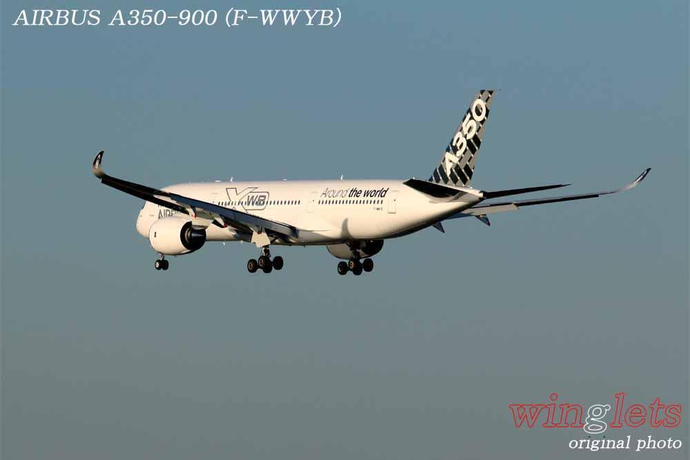 エアバス社 A350-900型機 アジア・デモ・フライト・ツアー・・・その3_f0352866_1631742.jpg