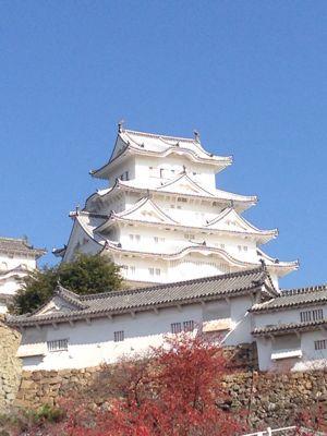 姫路城☆_e0261276_20181625.jpg