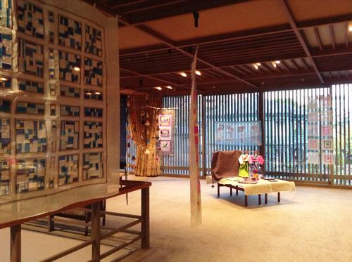 第6回 「ポジャギ工房koeグループ展 韓の国の手仕事 ポジャギ-絹と麻 素材の美(神戸) 」 いよいよ…_c0185092_1522915.jpg