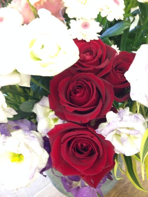 今週のお花🌼_a0200423_1510252.jpg