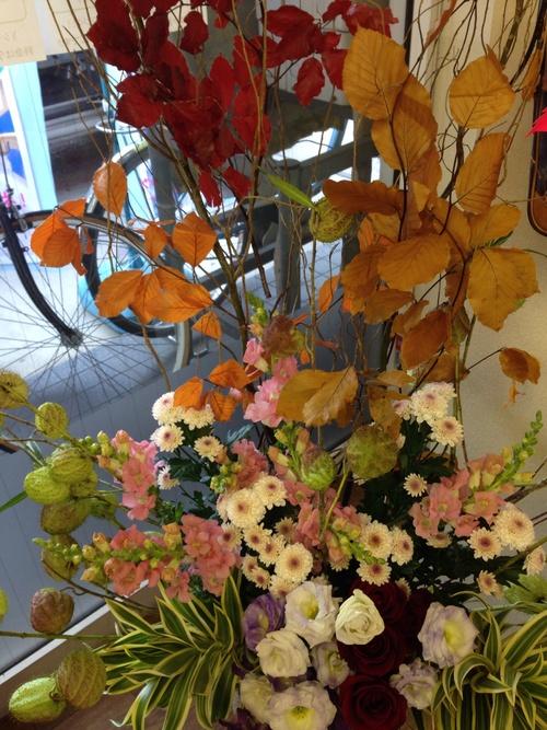 今週のお花🌼_a0200423_1592183.jpg