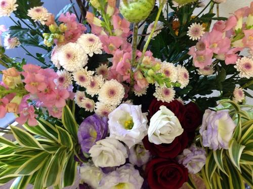 今週のお花🌼_a0200423_1594290.jpg