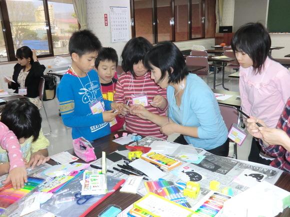 第1回子どもわくわく教室IN新ひだか~年賀状教室~_e0252129_19531718.jpg